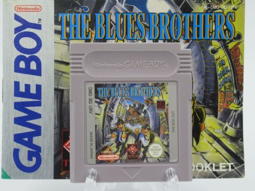 The Blues Brothers (Game Boy)